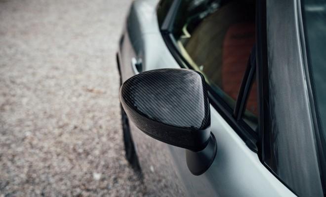 Fiat Abarth 124 GT Spider 2018 silbern