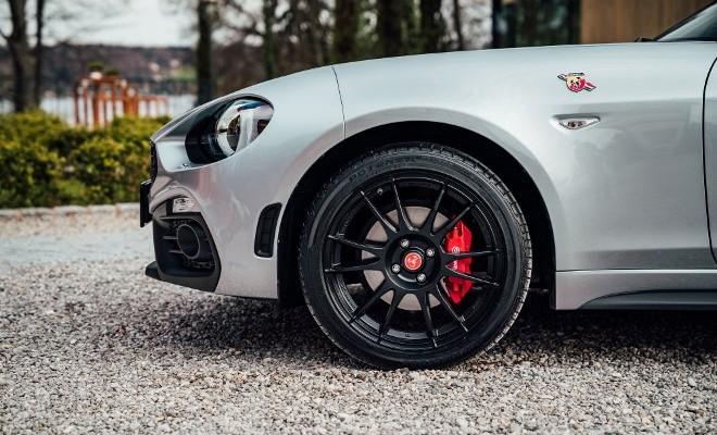 Fiat Abarth 124 GT Spider 2018 Felge