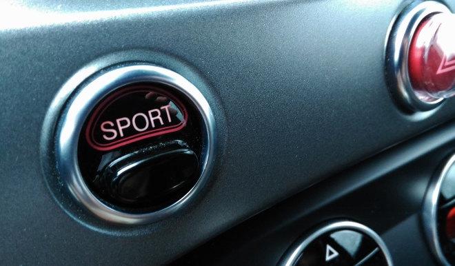 Abarth 595C Turismo Sporttaste