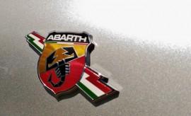 Abarth Test Emblem Markenlogo Wappen