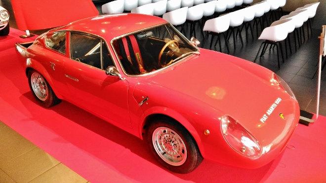 Abarth Sportwagen historisch
