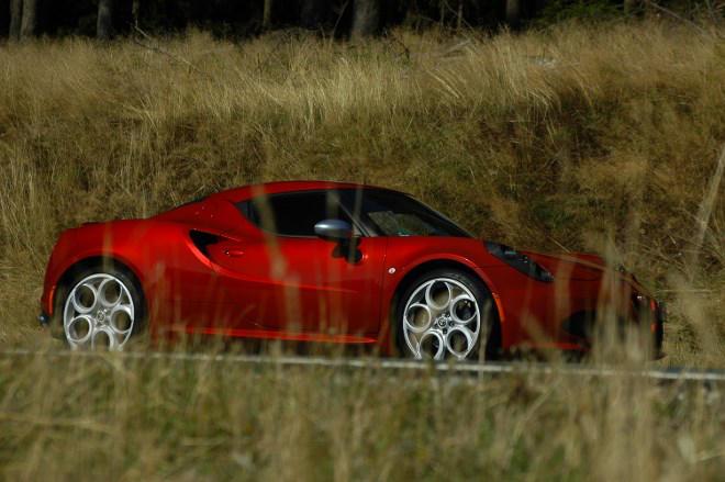 Alfa Romeo 4C Testbericht