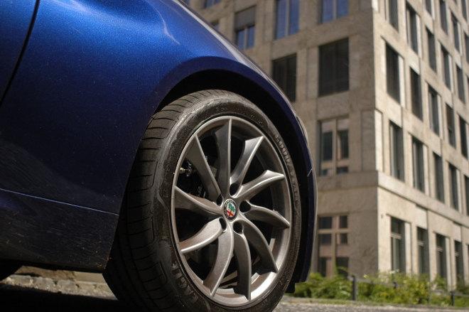 Alfa Romeo Giulia,Felge