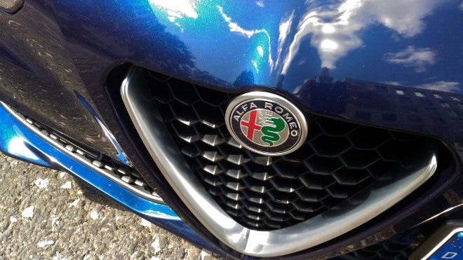 Alfa Romeo Giulia, Scudetto