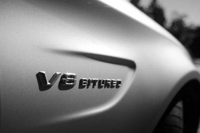 AMG-Mercedes C63 S V8