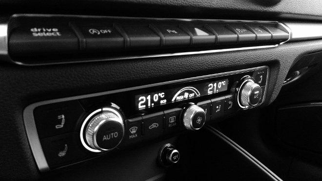 Audi A3 Cabrio Klima AC Facelift 2018
