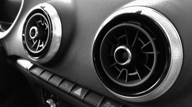 Audi A3 Cabrio Luft 2018 Düsen