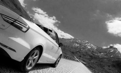 Audi A3 Cabrio 2.0 TDI weiss