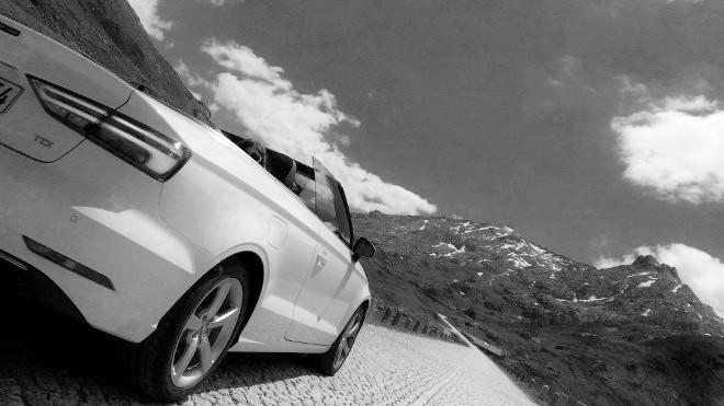 Test audi a cabrio tdi luftige reichweite u automobil magazin