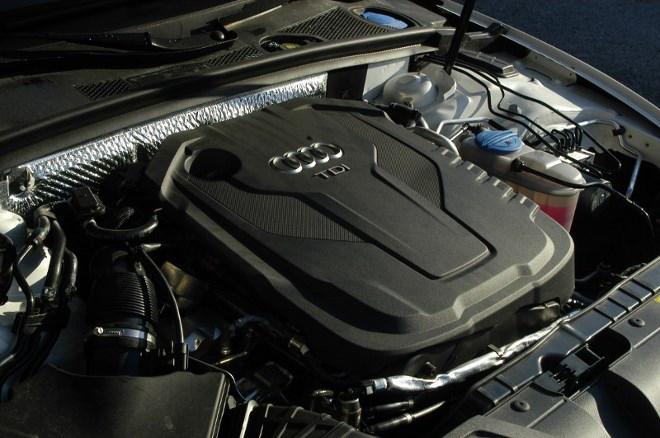 Audi A5 Coupe 2.0 TDI ultra Dieselmotor