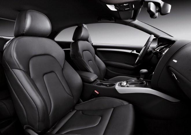 Audi A5 Sitze vorne