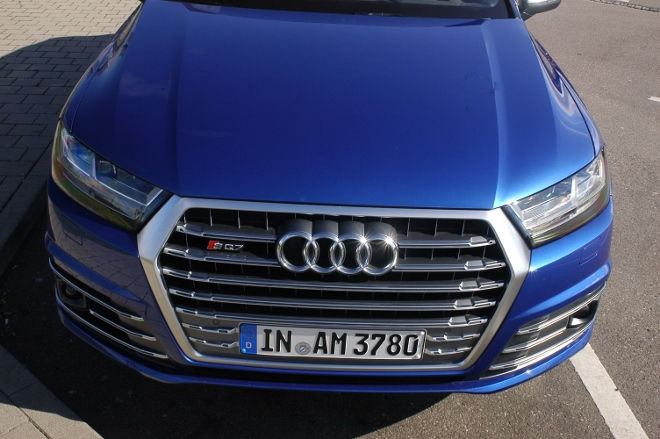 Audi SQ7 V8 TDI Front