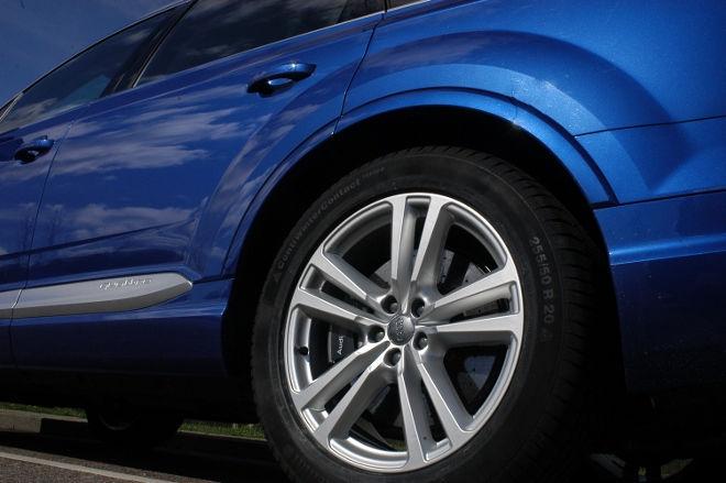 Audi SQ7 V8 TDI Felge