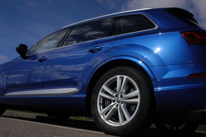 Audi SQ7 V8 TDI Felgen