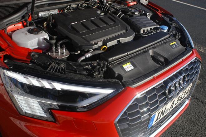 Audi A3 Sportback 150 PS Diesel