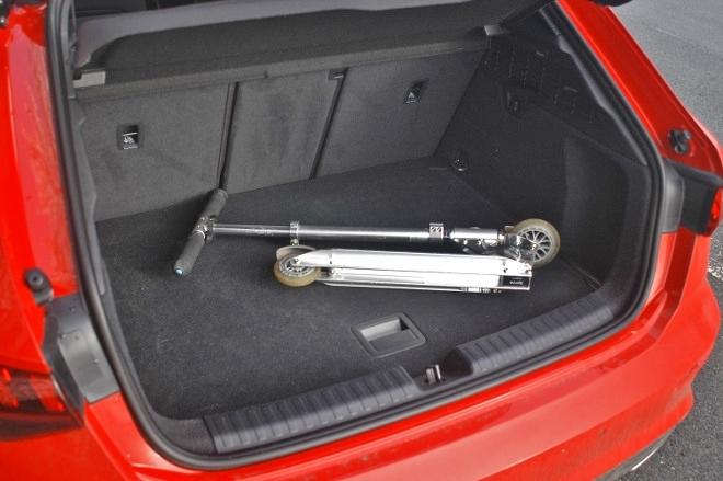 Audi A3 Sportback Innenraum