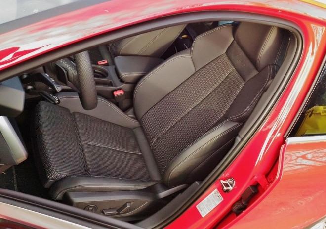 Audi A3 Sportback Vordersitz S Line