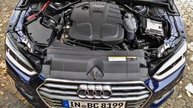 Audi A5 Cabrio 190 PS Diesel