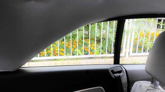 Audi A5 Cabrio Sicht zur Seite