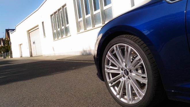 Audi A5 Cabrio TDI Felgen
