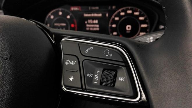 Audi A5 Cabrio TDI Sprachbedienung