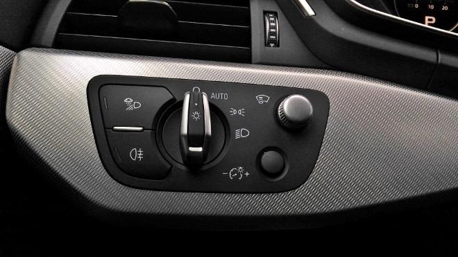 Audi A5 Cabrio TDI Lichtschalter