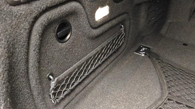 Audi A5 Cabrio TDI Kofferraum