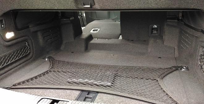 Audi A5 Cabrio TDI Gepäckraum