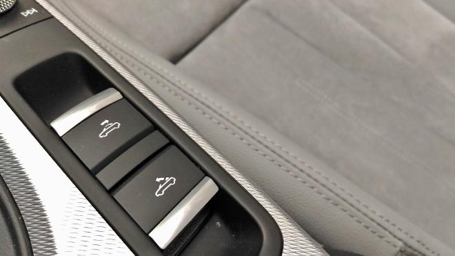 Audi A5 Cabrio TDI Cabrioschalter