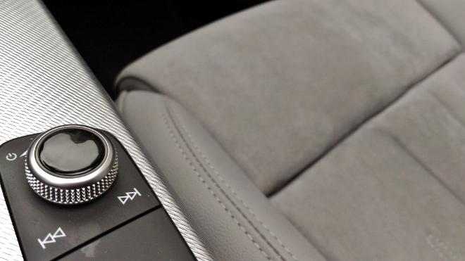 Audi A5 Cabrio TDI Radio Bedienung