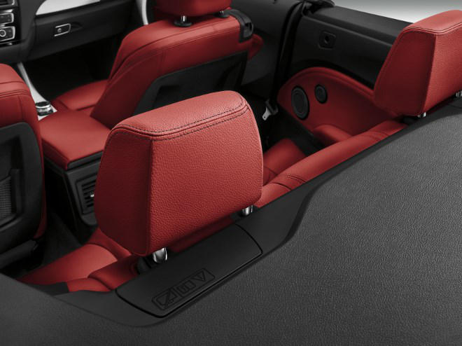 BMW 220d Cabrio Test Interieur