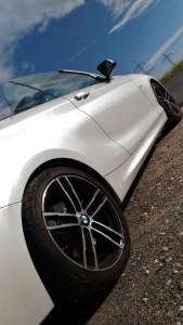 BMW 220i Cabrio Felge Sport