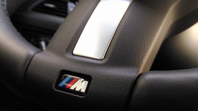 BMW 220i Cabrio M Sport Lenkrad