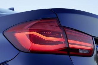BMW 3er Facelift Heckleuchten