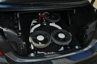 BMW 430d Cabrio Kofferraum Test