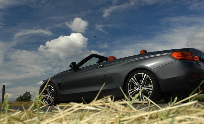 BMW 4er Cabrio Diesel Testbericht