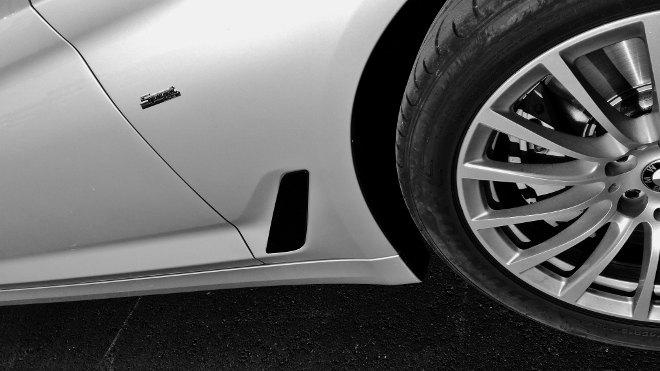 BMW 540d Touring Felge 2018