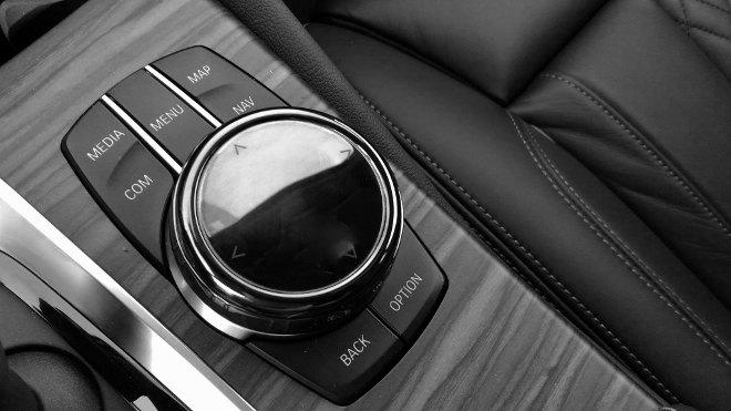 BMW 5er Touring iDrive 2018