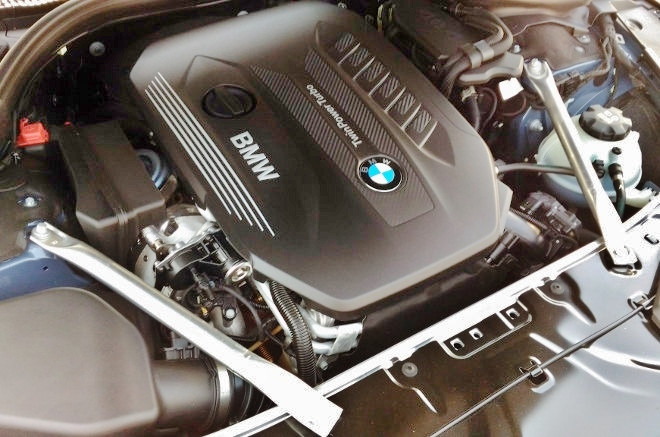BMW 840d Coupe 320 PS Sechszylinder Diesel