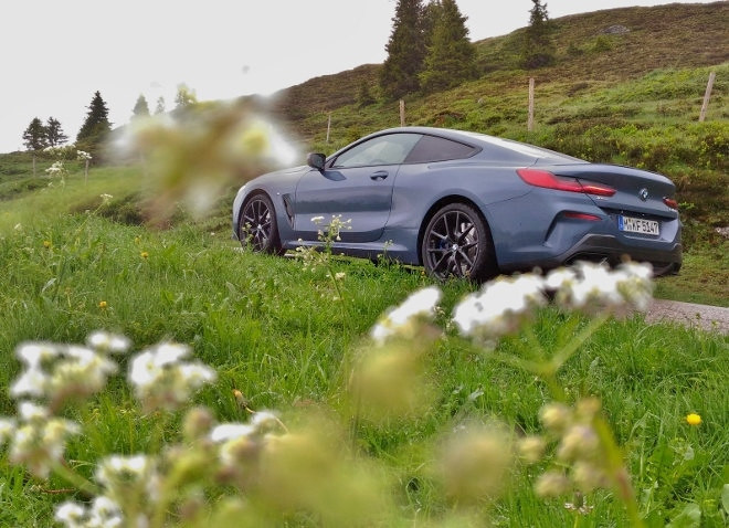 BMW 840d xDrive Coupe Heck