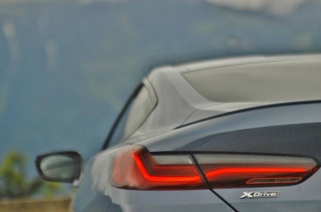 BMW 8er Coupe 840d xDrive Heckleuchten