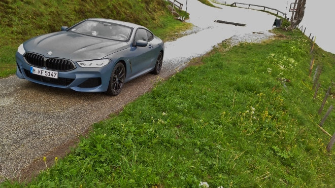 BMW 840d xDrive Coupe , front