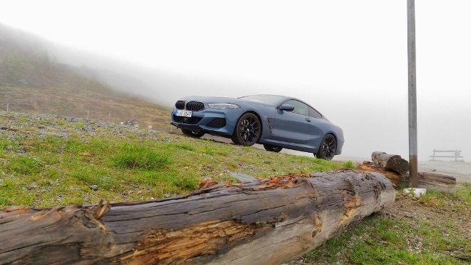 BMW 840d xDrive Coupe, 8 Series Coupe