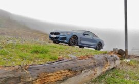 BMW 8er Coupe 840d xDrive Testbericht