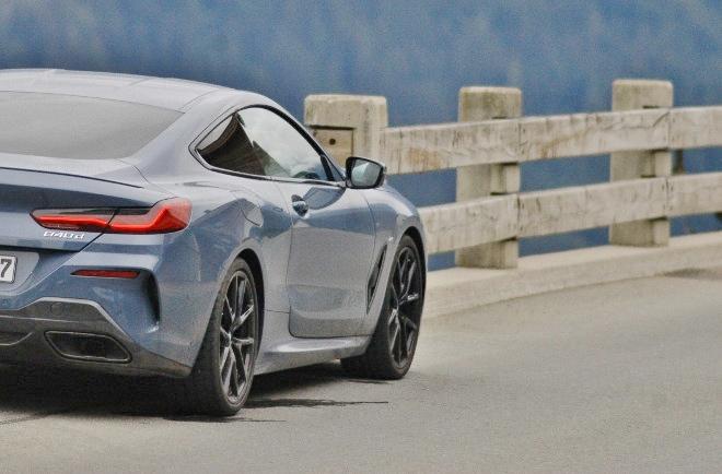 Neuer BMW 8er Coupe