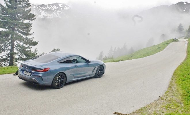 Neues BMW 8er Coupe