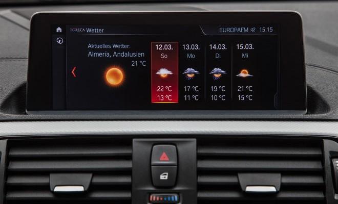 BMW M 240i Monitor