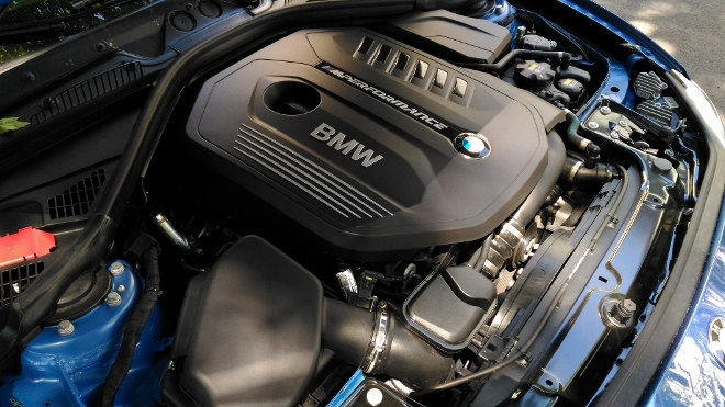 BMW M 240i Engine 340 hp