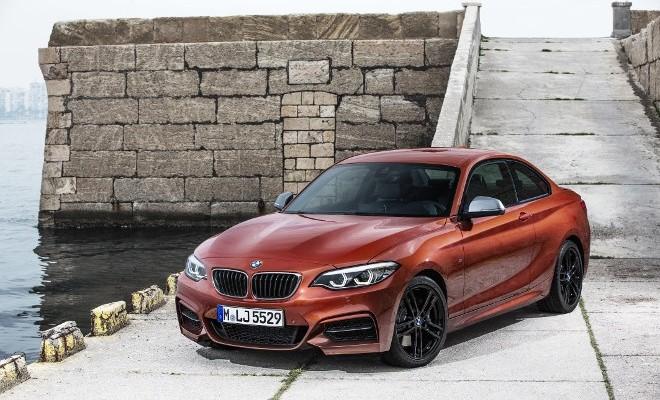 BMW M 240i Front Seite