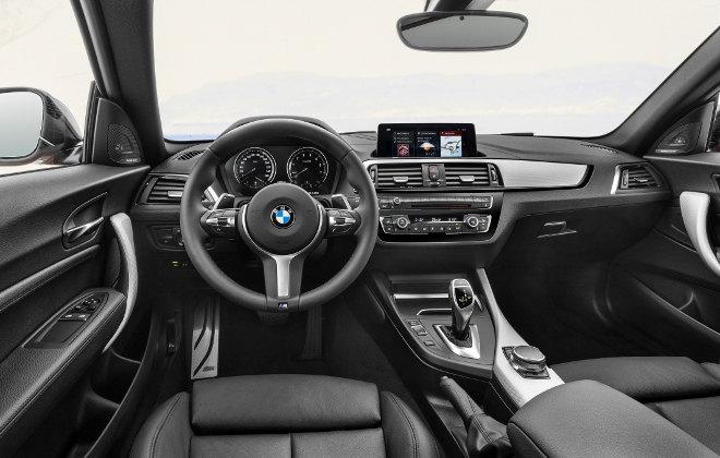 BMW M 240i Armaturenbrett